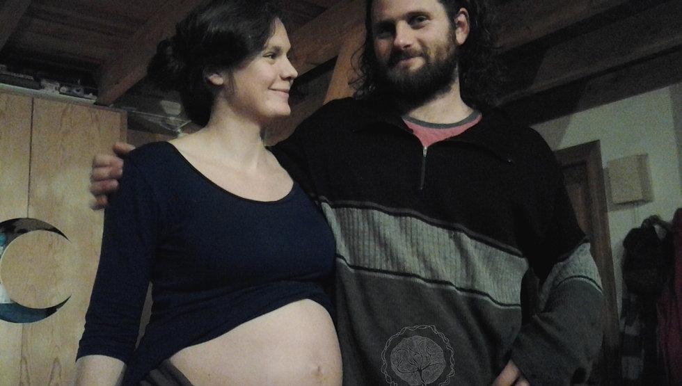 Dar a Luz en Casa Embarazo Valle y Seba