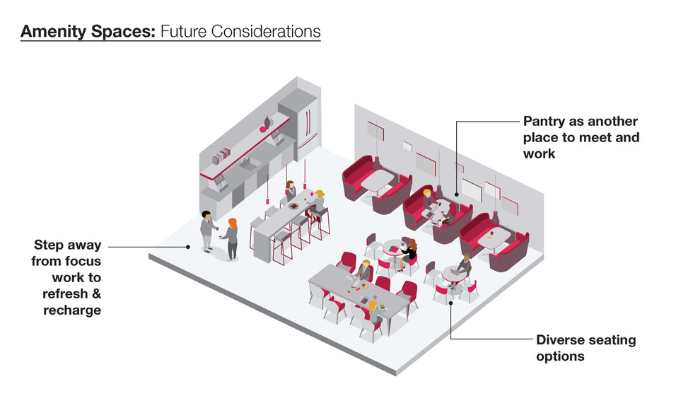Amenity Spaces: Future Considerations