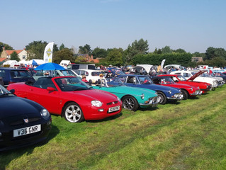 Swainby Show