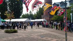 厚岸さんま祭り in アリオ札幌