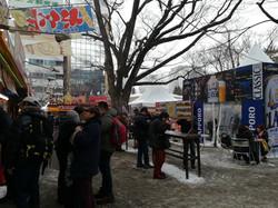 さっぽろ雪まつり 6丁目会場運営
