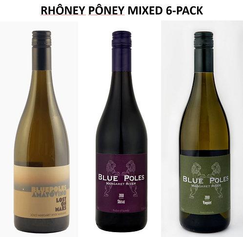 Rhôney Pôney Mixed 6-pack