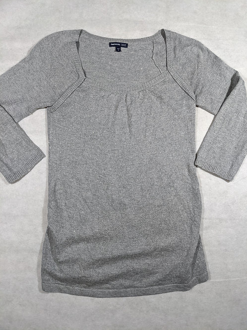 Gap, long sleeve cashmere scoop neck, S