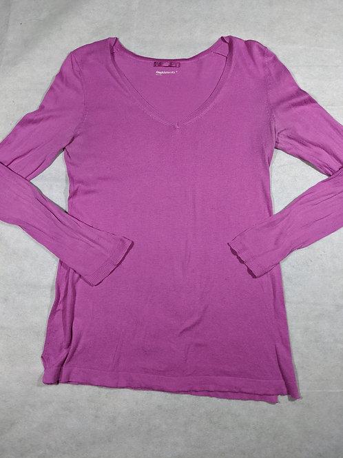 Gap, Long Sleeve V-neck Superfine, S