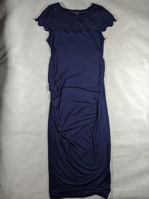 Patty Boutik Mama, Lace Sheath Dress, M