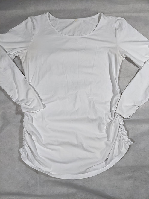 unknown, Scoop Neck Long Sleeve, L