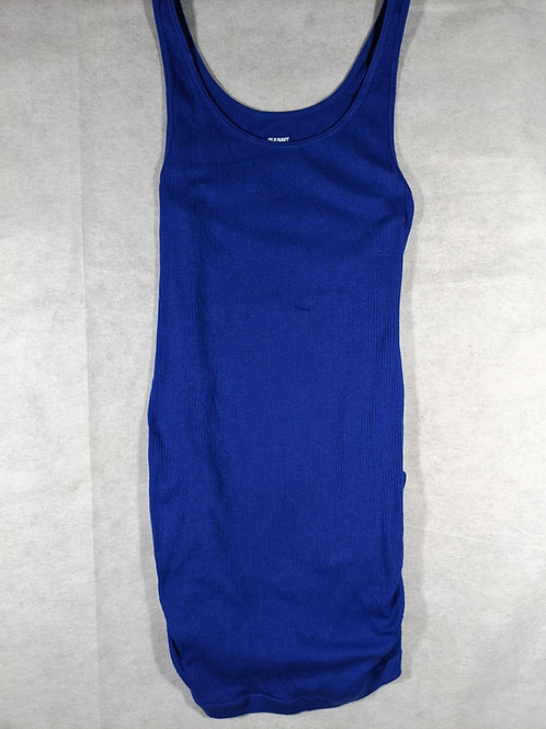 Old Navy, Solid Scoop Neck Fitted Rib Tank, S