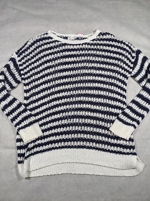 Motherhood, Striped Knit, XL