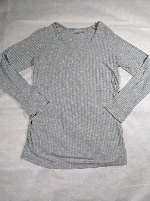 Great Expectations, V-neck Long Sleeve, L