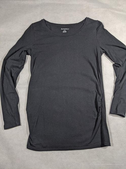 BumpStart, Long sleeve scoop neck, S