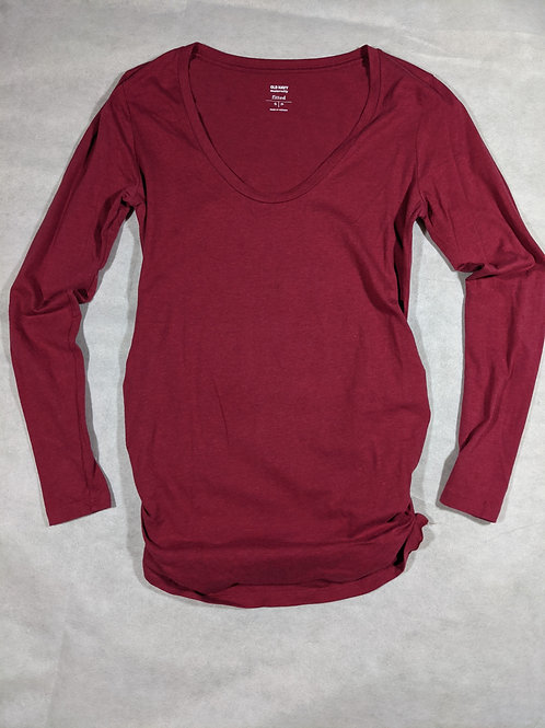 Old Navy, Vneck Long sleeve, S