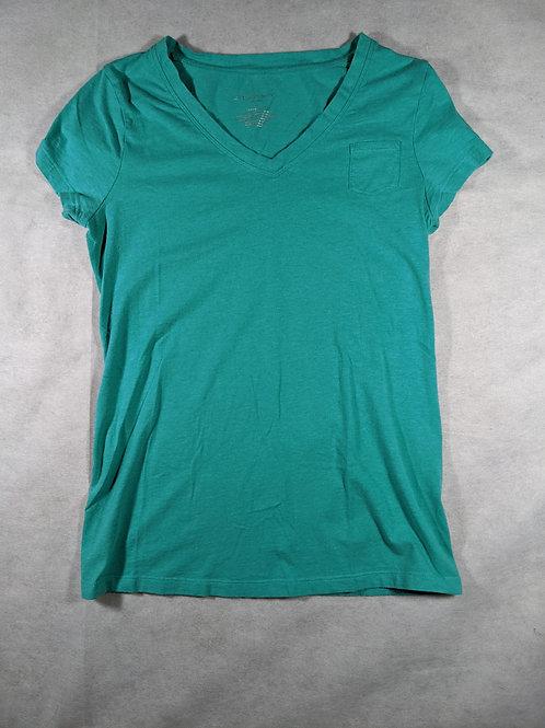 Liz Lange, V-Neck Pocket Short Sleeve, XS