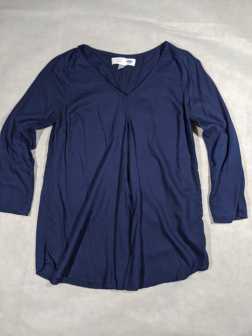 Old Navy, 3/4 Sleeve V-neck, S