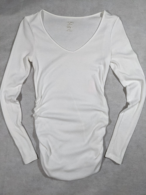 Old Navy, Solid V-Neck Long Sleeve, XS