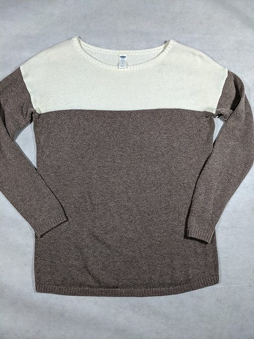 Old Navy, Color Block Knit, S