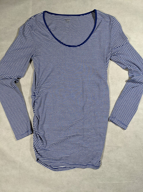 Old Navy, Striped Scoop Neck Long Sleeve, M