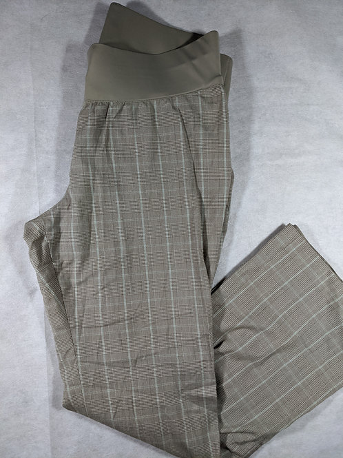 Liz Lange, Underbelly Check Dress, size 10