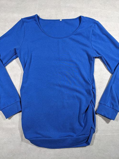 unknown, Scoopneck Lightweight Sweatshirt, L