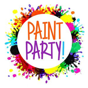 3 Girl Paint Party