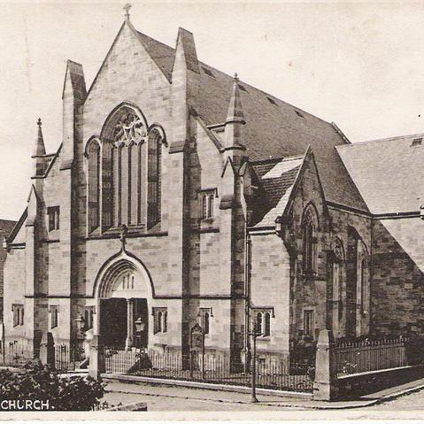 St Andrew's United Free Church, Blenheim Avenue