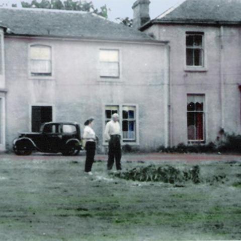 Mount Harriet House