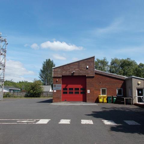 Stepps Community Fire Station