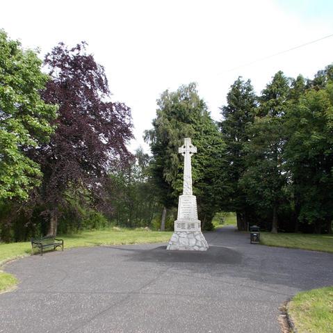 Stepps & District War Memorial
