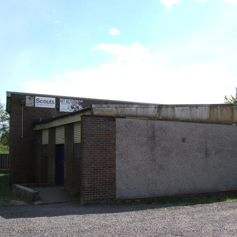 Stepps Scout Hall