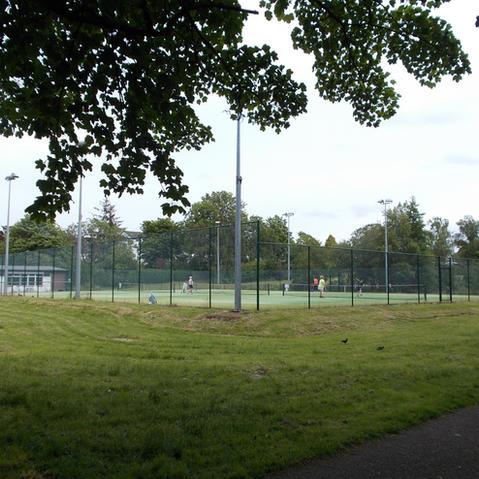 Stepps Lawn Tennis Club