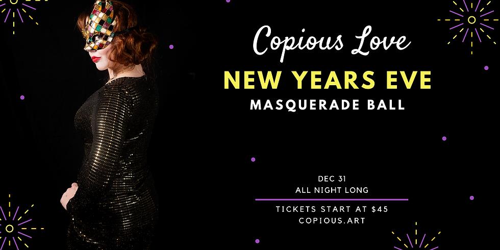 NYE Masquerade Ball [Party]