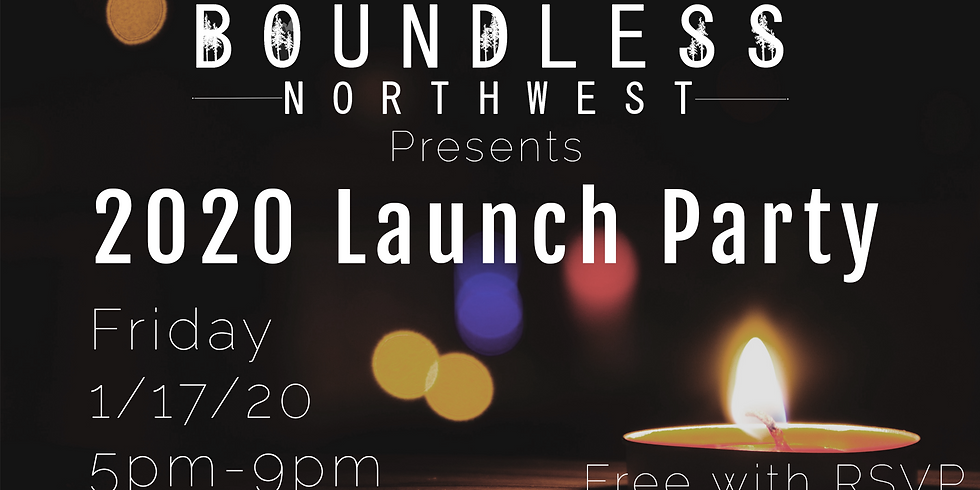 Boundless 2020 Launch Party [Community Event]