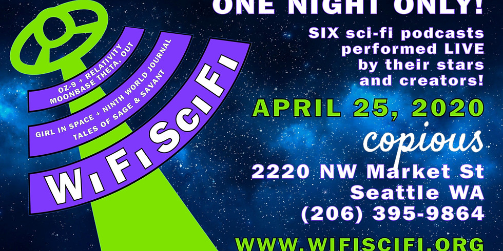 WiFiSciFi Live! [Podcasts]