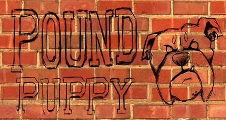 Pound Puppy Design