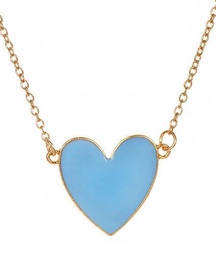Kenzie Heart Necklace