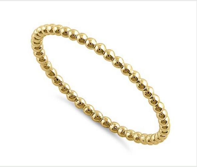 Bena Gold Ring