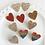 Thumbnail: Trine Heart Earrings