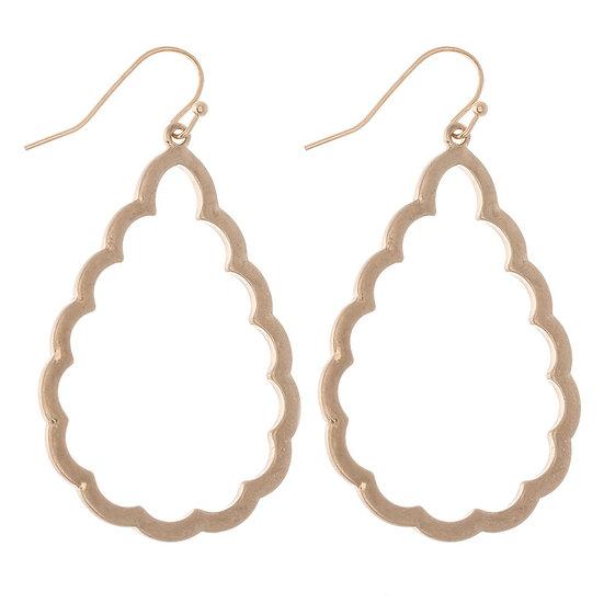 Delia Drop Earrings