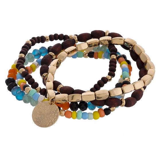 Tia Bracelet Set