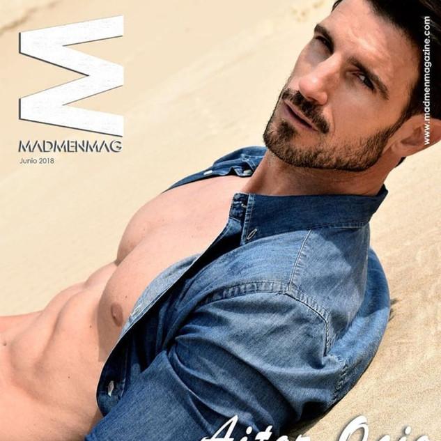 Aitor Ocio Para MadMenMagazine