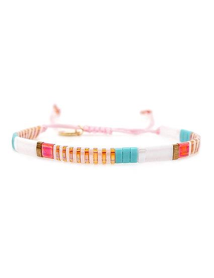Trixie Adjustable Rice Seed Bracelet