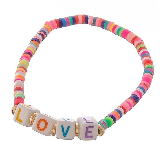 Lilia Love Bracelet