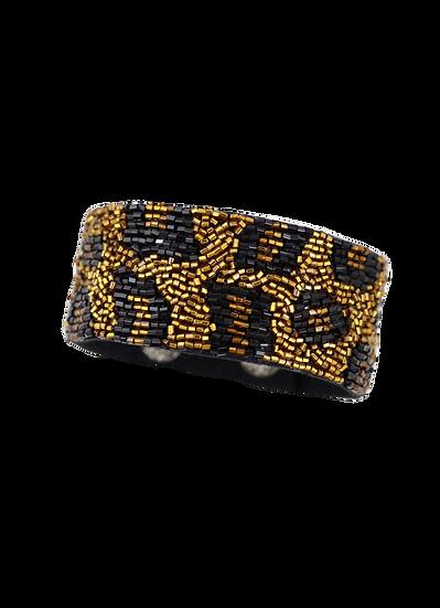 Lela Leopard Bracelet