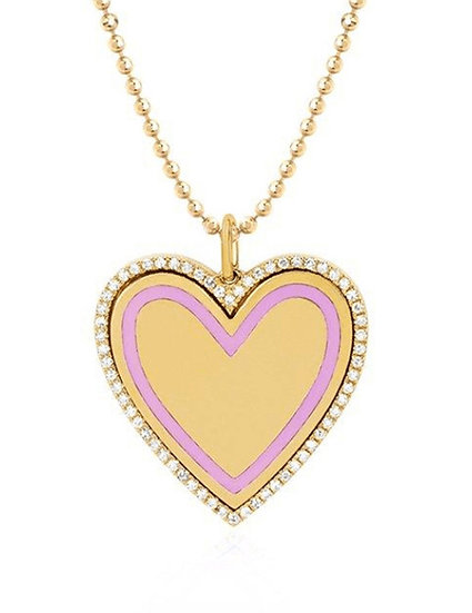 Adessa Heart Necklace