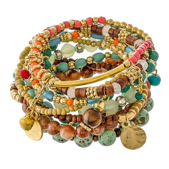 Elisa Bracelet Set