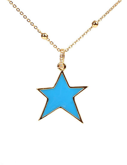 Huda Heart Necklace
