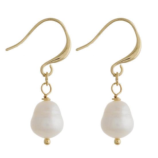 Lilia Pearl Drop Earrings