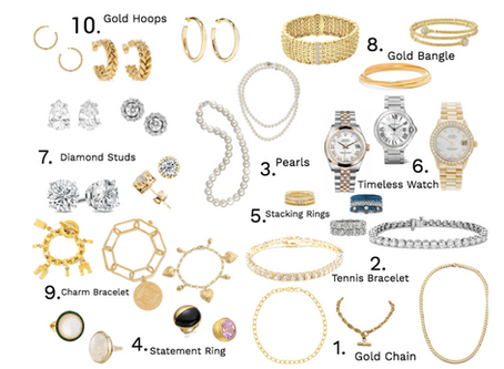 Ten Classic Pieces of Jewelry That Every Woman Should Own