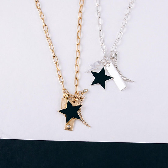Charlie Charm Necklace