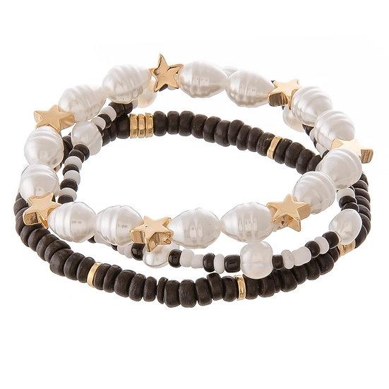 Star Baby Bracelet Set