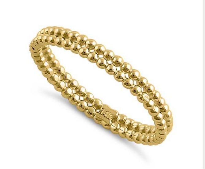 Binny Gold Ring